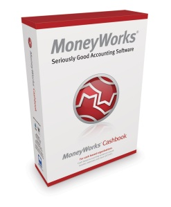 MoneyWorks Cashbook