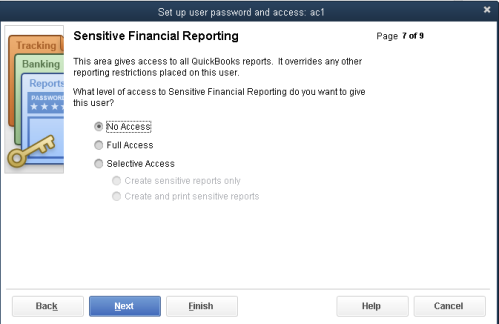 QuickBooks - Access