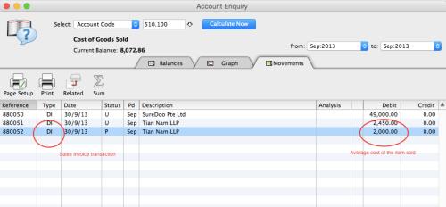 MoneyWorks accounting software